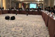 エルシーシ大統領とのラウンドテーブル会合の参加レポート